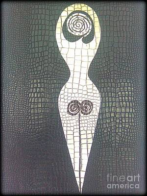 Esoteric Print by Eva Maria Nova
