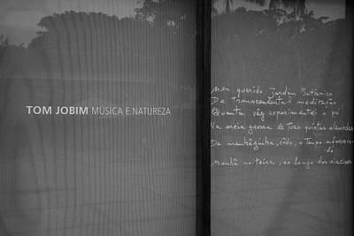 Bossa Nova Photograph - Espaco Tom Jobim - Jb by Jose Olimpio
