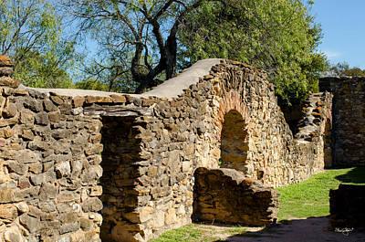 Photograph - Espada Ruins by Shanna Hyatt