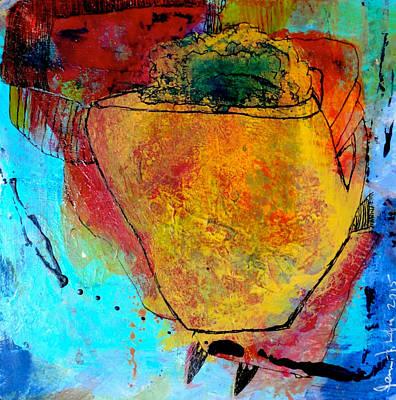 Espresso Painting - Espresso Con Panna  by Jenn Ashton