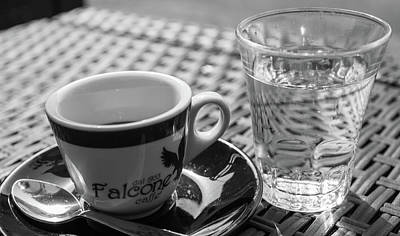 Photograph - Espresso by Jocelyn Kahawai