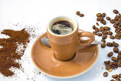 Photograph - Espresso by Patricia Hofmeester