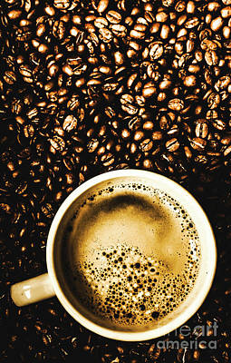 Arabica Photograph - Espresso Roast by Jorgo Photography - Wall Art Gallery