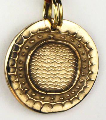 Esprit Mystique Art Jewelry - Esprit Del Sol - Southwest Sun Spirit Necklace by Virginia Vivier