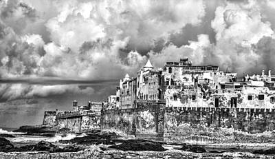 Fez Photograph - Essaouira Morocco  by Chuck Kuhn