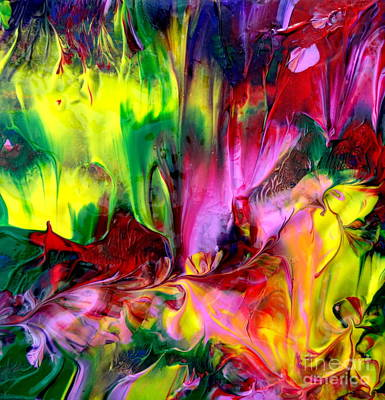Painting - Essence by Fred Wilson