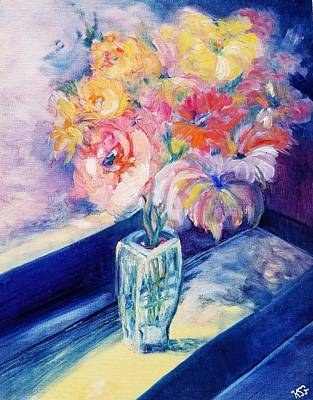 Painting - Essence by Kim Shuckhart Gunns