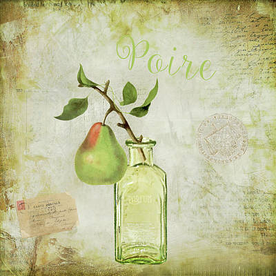 Photograph - Essence Of Pear by Larry Bishop