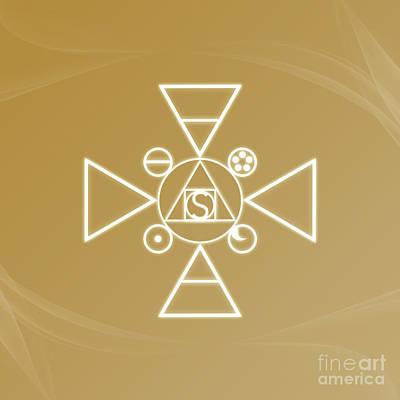 Essence Of The Spirit Art Print
