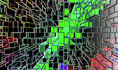 Establishing Connections Art Print