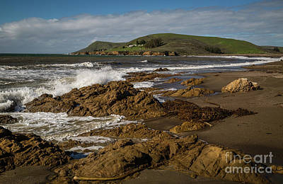 Photograph - Estero Bluffs 8b5275 by Stephen Parker