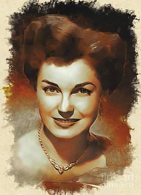 Esther Williams, Hollywood Legend Art Print