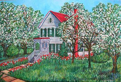 Esther's Home Original by Kendall Kessler