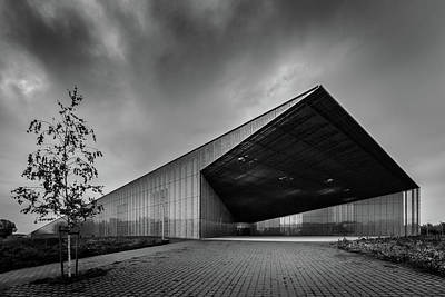 Photograph - Estonian National Museum by Michael Niessen
