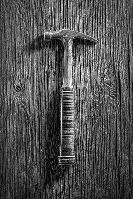Photograph - Estwing Rip Hammer by YoPedro
