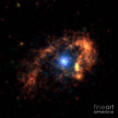X-ray Image Photograph - Eta Carinae, Stellar System by Science Source