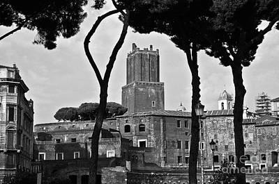 Photograph - Eternal City Of Rome by Silva Wischeropp