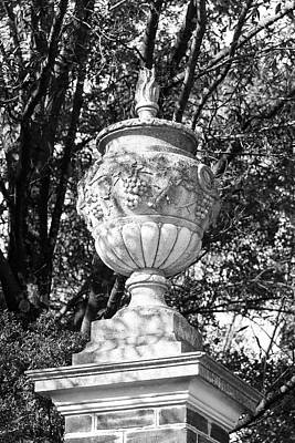 Eternal Flame Urn Print by Teresa Mucha