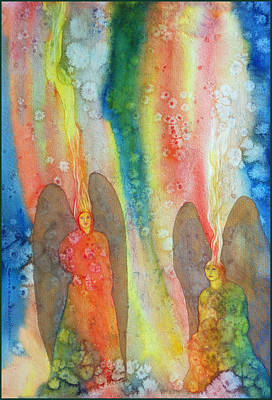 Painting - Eternal Guidance by Lynda Hoffman-Snodgrass