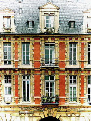 Eternal Paris Original by Ira Shander