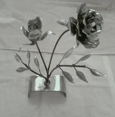 Eternal Rose Art Print by Jeff Orebaugh