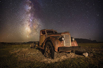 Photograph - Eternal Rust  by Aaron J Groen