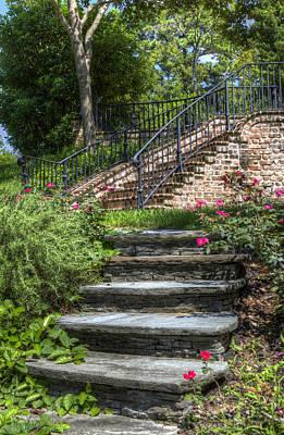 Chris Walter Rock N Roll - Eternal Stairway by Mike Harlan