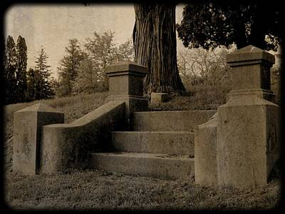 Photograph - Eternal Steps by Kyle West