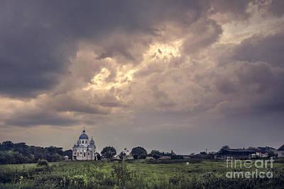 Photograph - Eternal Storm by Evelina Kremsdorf