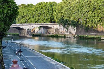 Photograph - Eternal Tiber by Joseph Yarbrough