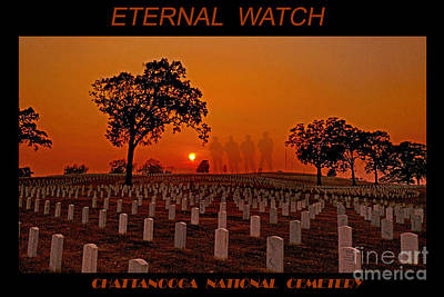 Photograph - Eternal Watch by Geraldine DeBoer