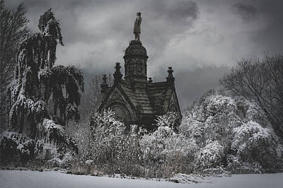 Digital Art - Eternal Winter by Chris Lord