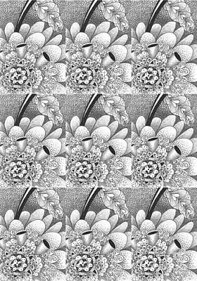 Eternally Digital Art - Eternally - Multiplied by Helena Tiainen