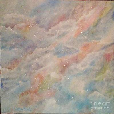Painting - Eternitiy by Lori Jacobus-Crawford