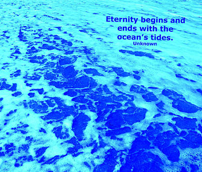 Photograph - Eternity by Ian  MacDonald