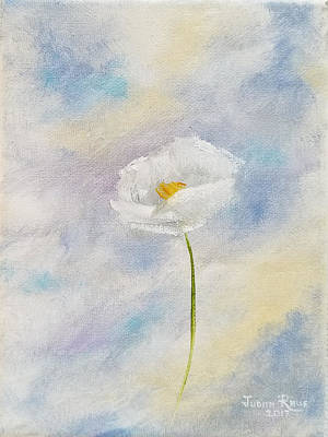 Painting - Ethereal Aspirations by Judith Rhue