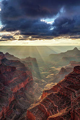 Photograph - Ethereal Grand Canyon by Pierre Leclerc Photography