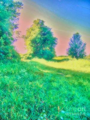 Photograph - Ethereal Light by Shirley Moravec