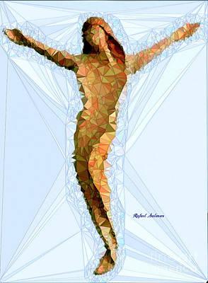 Digital Art - Ethereal by Rafael Salazar