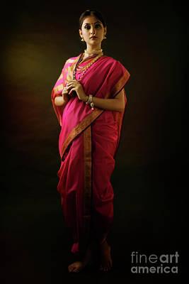 Photograph - Ethnic Indian by Kiran Joshi