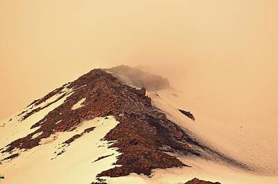 Photograph - Etna by Richard Ortolano