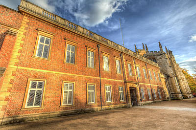 Photograph - Eton College by David Pyatt
