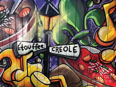 Photograph - Etouffee Creole by Flavia Westerwelle