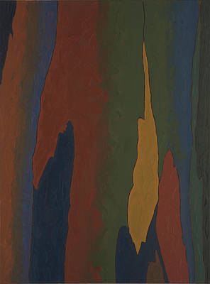 Painting - Eucalyptus by John Farley