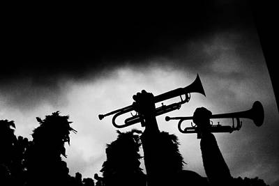 Marching Band Photograph - Euphoria by Putra Sophan  Pribadi