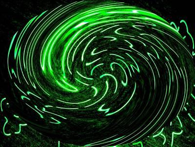 Illumination Digital Art Digital Art - Euphoria by Will Borden