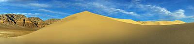 Photograph - Eureka Dune Pano by David Andersen