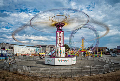 Photograph - Eureka Carnival by Greg Nyquist