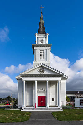 Photograph - Eureka Church by Greg Nyquist