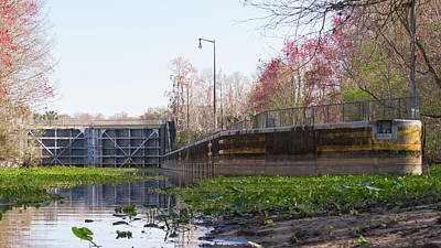 Photograph - Eureka Lock by Paul Rebmann